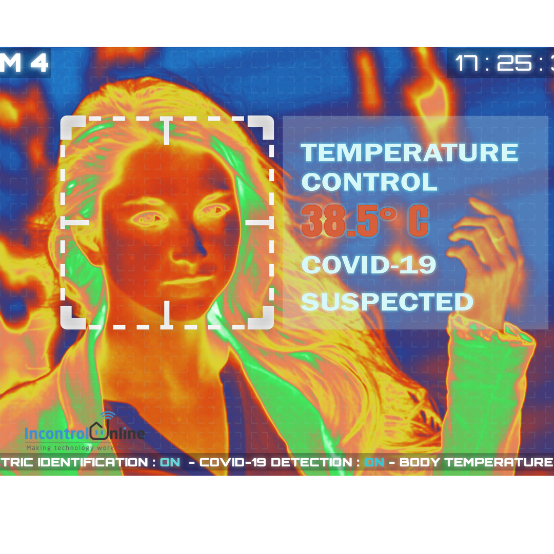Business using thermal cameras to detect Covid-19