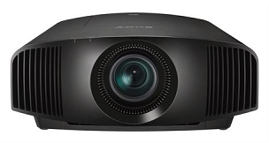 Sony 4K Projector with a  Control4 EA1  Configured  Smart bundle