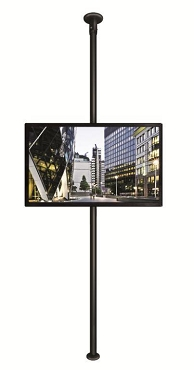 Floor-to-Ceiling TV Mount Telescopic